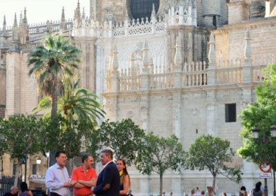 Congreso SERVEI 2019. Visita al Alcázar de Sevilla