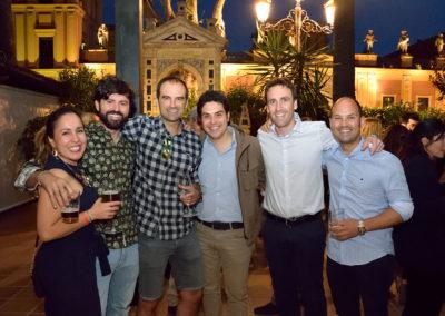 Congreso SERVEI 2019. Cena en el hotel Alfonso XIII