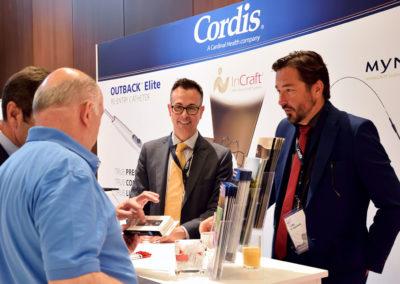 Congreso SERVEI 2019. Stand Cordis