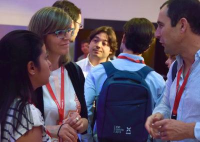 Congreso SERVEI 2019. Mochila patrocinada por Lexel