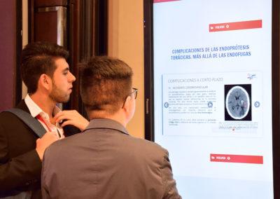 Congreso SERVEI 2019. Póster endoprótesis torácicas