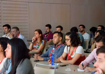Congreso SERVEI 2019. Jornada Residentes
