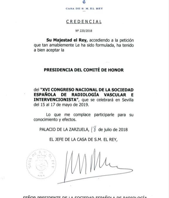 Presidencia del Comité de Honor