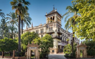Cena de clausura en el Hotel Alfonso XIII